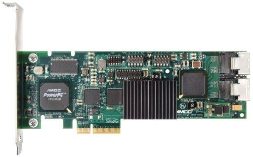 3Ware 9650SE-8LPML SATA2 Hardware RAID Controller Kit - 9650SE-8LPML-KIT