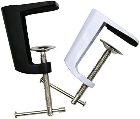 クランプ 取付ブラケット ベーススイング アームランプ用 交換性 ブラック