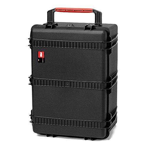 HPRC 2800 CW baule valigia custodia rigida bauletto con ruote e trolley oasnY