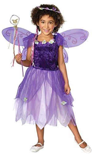 Purple Fairy Costume (Plum Pixie Child Costume Purple Small)