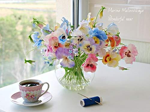 handmade pansy bouquet, clay flowers arrangement, artificial flower, pansyarrangement, flowers centerpiece, housewarming gift, pansy bouquet, clay flower, cold porcelain, pansy gift