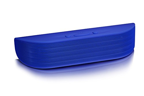 Curtis Sylvania SP234-Blue Wireless Bluetooth Portable Sp...