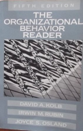 Organizational Behaviour: Practical Readings for Managers