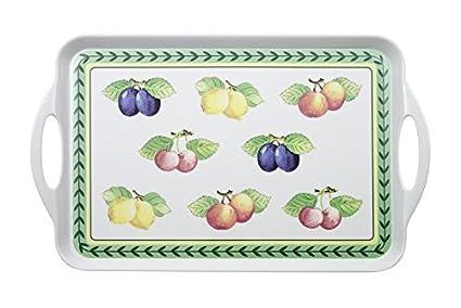 Villeroy & Boch French Garden Kitchen Bandeja, 48x29,5x2,8 cm, Melamina