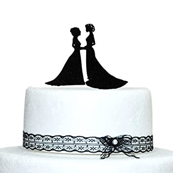 Hochzeitstorte Topper Homo Ehe Homo Ehe Lesbischen Hochzeit
