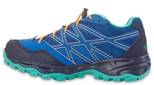The North Face B Hedgehog Hiker Wp, Zapatillas de Senderismo Unisex Bebé
