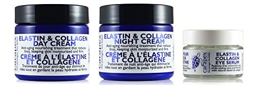 Face Cream With Collagen And Elastin - 4