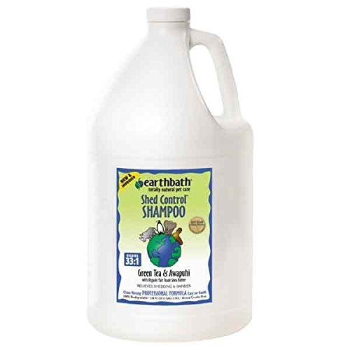 Shed Control Pet Shampoo Gentle Dog Cat Professional Quality Concentrate Gallon