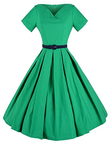 GownTown-Womens-1950s-Style-Vintage-Swing-Party-Dress