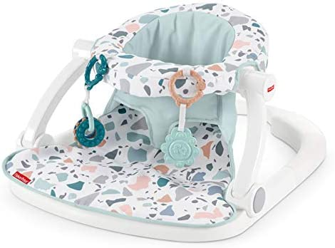 Fisher-Price Sit-Me-Up Floor Seat - Paci