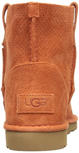 Opal Classic Boot Spring Perforated UGG Fire Women's Unlined Mini 5ZcpOnW8O
