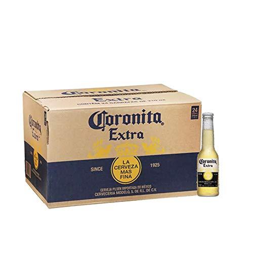 Cerveja Coronita 210ml Caixa (24 Unidades)