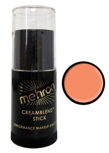 Mehron Cream Blend Makeup .75 oz Orange