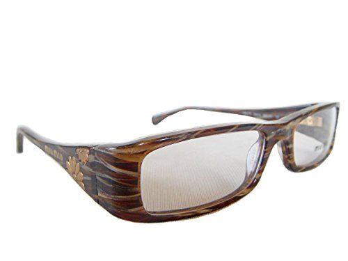 MIU MIU by Prada VMU 21D 8AY 1O1 Glasses Spectacles Eyeglasses Frames (Prada Miu)