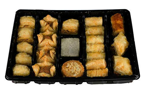 500g Assorted Baklawa Baklava Home Made Recipe Freshly Baked And Shipped Uk Buy Online In Saudi Arabia At Saudi Desertcart Com Productid 48667375