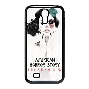Custom Hard Plastic Back Case Cover for SamSung Galaxy S4 I9500 with Unique Design American Horror Story