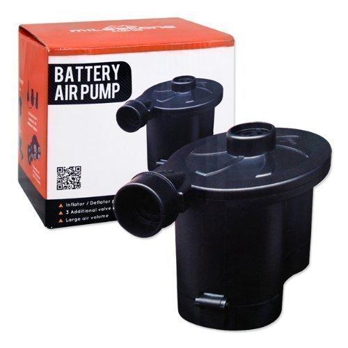 Batterie Betriebene Luftpumpe Luftbett Matratze Camping Festival Luft Pumpe