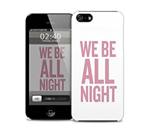 We Be All Night Beyonce White Custom - Iphone 4/4s Cover