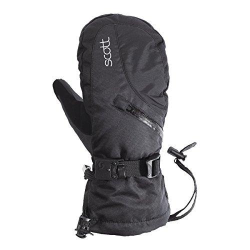 Scott 2015/16 Men's Traverse Mittens - 240048 (Black - L) (Scott Ski Gloves)