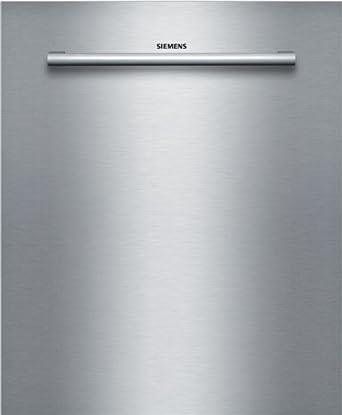 Siemens SZ73055 - Puerta de recambio para lavavajillas (Acero ...