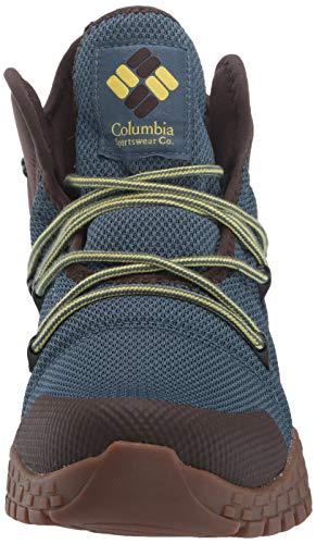 Bleu Columbia Bottes Mineral Homme Souples 44 Eu 503 433 5 Fairbanks whale Yellow x6rqX