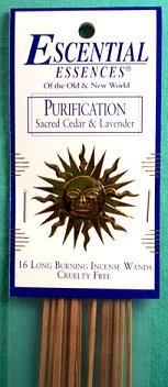 Purification Escential Essences Incense (Purification Incense)