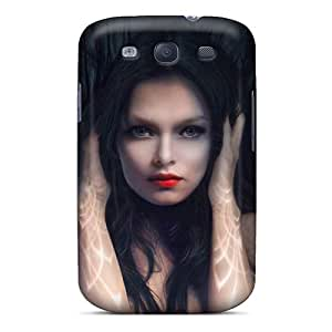RCHNq17873xACxk Tpu Case Skin Protector For Galaxy S3 Beautiful Face With Nice Appearance