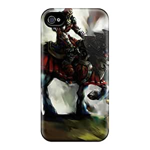 Anti-scratch And Shatterproof The Legend Of Zelda Ocarina Of Time Phone Cases For Iphone 4/4s/ High Quality Cases