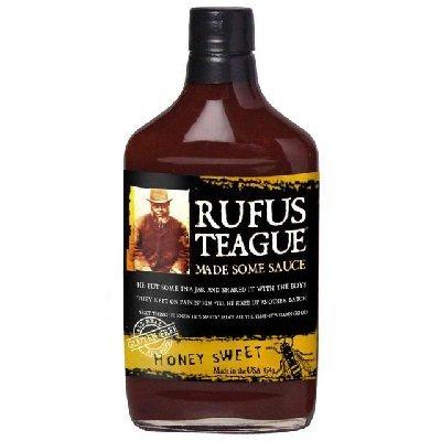 Rufus Teague Honey Sweet Bbq Sauce 6x 16OZ