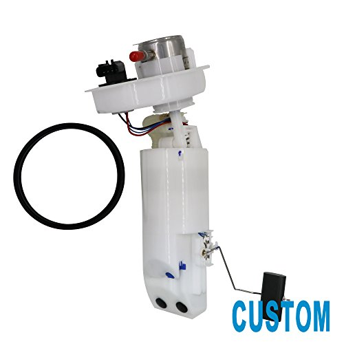 CUSTOM 1pc Brand New Electric Fuel Pump Module Assembly With Installation Kits For 01-05 Dodge Neon 01 Plymouth (Dodge Neon Fuel Tank)