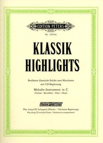 Klassik Highlights (C-Instrument)
