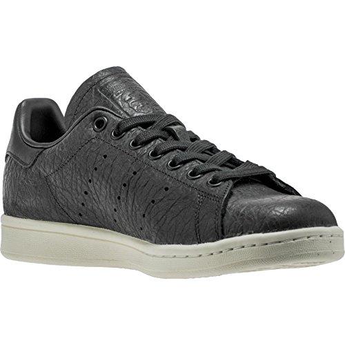 Stan Smith Heren In De Kern Zwart / Off White Van Adidas