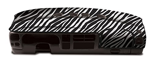 zebra dashboard cover - 1