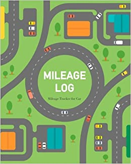 mileage log mileage tracker for car keeper notebook journal auto