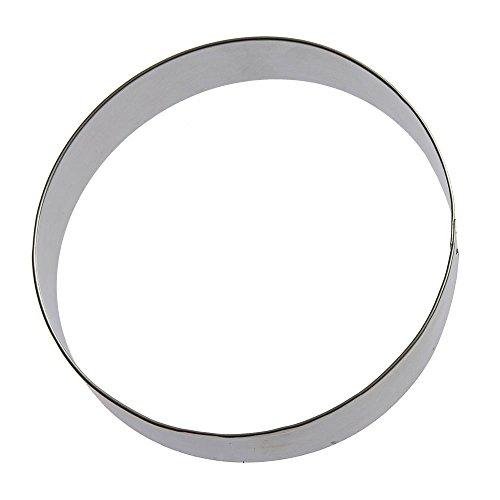 Foose Round Circle Cookie Cutter 5 in
