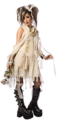 Adult-Costume Gothic Mummy Adult Lg Halloween Costume - Adult Large