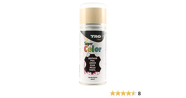 TRG The One - Tinte en Spray para calzado de Piel y Piel Sintética | Ideal para Restaurar o cambiar el color de Zapatos de Piel | Super Color Color ...