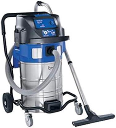 Nilfisk ATTIX 961-01 16A 230/1/50 EU - Aspiradora (Tambor, Profesional, Hard floor, Azul, Plata, Acero inoxidable, Telescópico): Amazon.es: Hogar