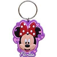 Disney Minnie Hearts Lasercut llavero