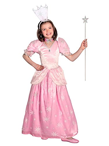 Princess Paradise The Wizard of Oz Glinda The Good Witch Pocket Princess Costume, Pink, X-Large