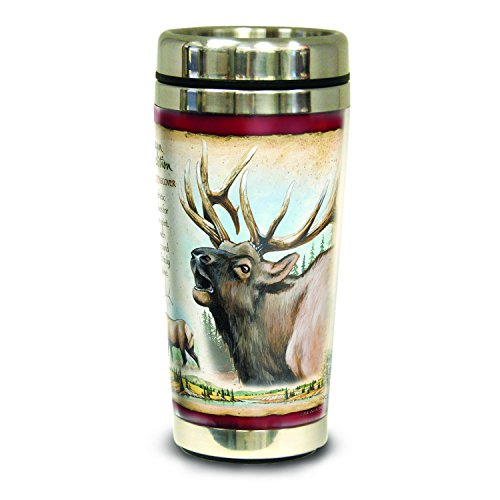 Elk Steel Travel Mug<br>American Expedition