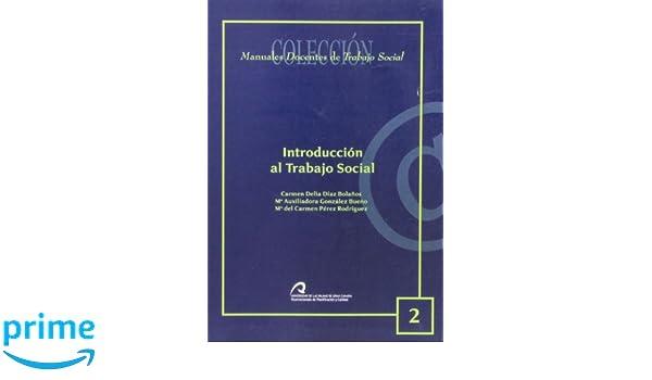 Introducción al trabajo social Manual docente de teleformación de ...