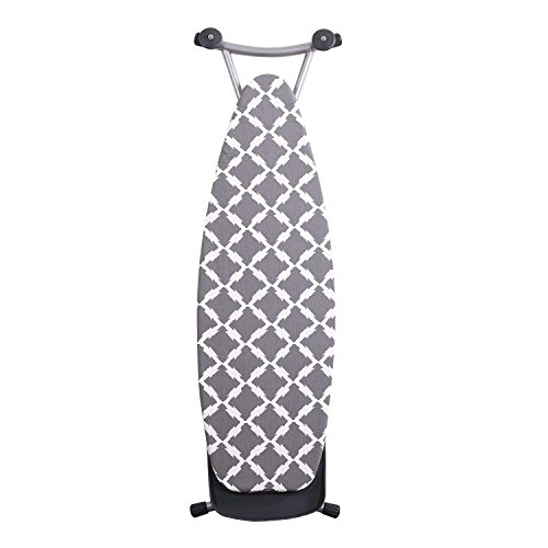 Time2ShopUS Adjustable Ironing Board Cover, 20''x 56'', Geometry by Time2ShopUS