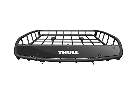 Thule 859XT Canyon XT Basket, Black, One Size