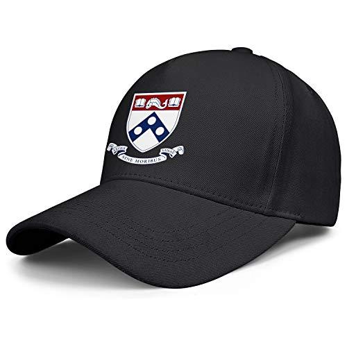 (Unisex University-of-Pennsylvania- Baseball Cap Men Women - Classic Adjustable Hat)