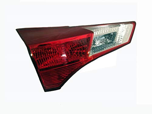 For Toyota Rav4 Inner Back Up Reverse Tail Light 2013 2014 2015 Driver Left Side Taillamp Assembly Replacement
