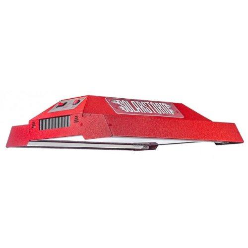 41cB1EM7rOL - California Light Works Solar Storm 400w LED Grow Light UVB with Free Ratchet Light Hangers