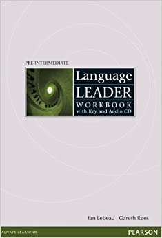 Language leader pre-intermediate решебник