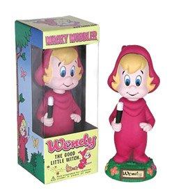 - Wacky Wobbler Wendy The Good Little Witch Bobble Head