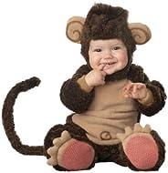 Fun World InCharacter Baby Lil' Monkey Cos